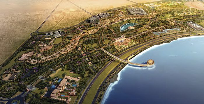 Doha Grand Park, Qatar