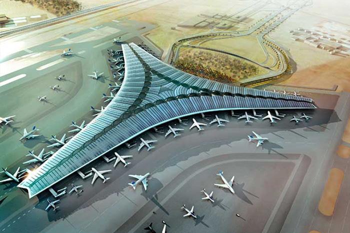 Kuwait International Airport New Terminal