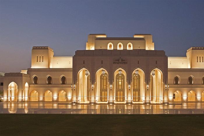 Royal Opera House Car park, Muscat, Oman